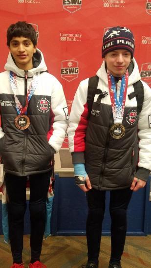 Ishan-Clive Medals